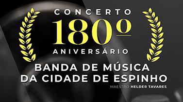 Concerto 180º aniversário da BMCE