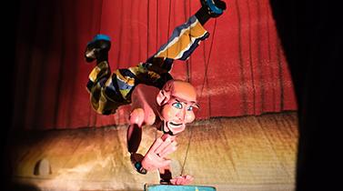 Marionetas de Circo