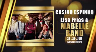 Elsa Frias & Mabelle Band