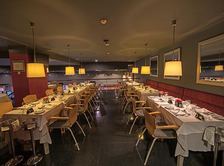 Restaurante Privativo | Casino Espinho